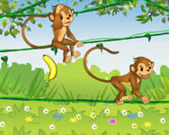 Addicted monkey Affe online spiele