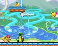 Jumping Bananas 2 spiele online