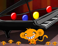 Monkey go happy balloons Affe online spiele