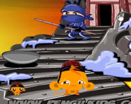 Monkey go happy ninjas 2 gratis spiele